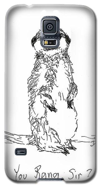 You Rang, Sir? Galaxy S5 Case