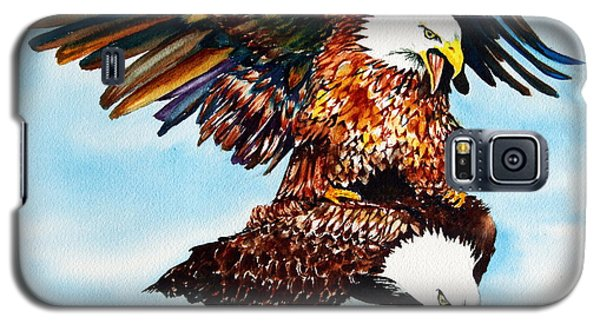 You Ruffle My Feathers Galaxy S5 Case