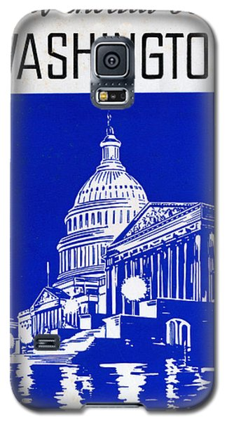 You Should See Washington Galaxy S5 Case