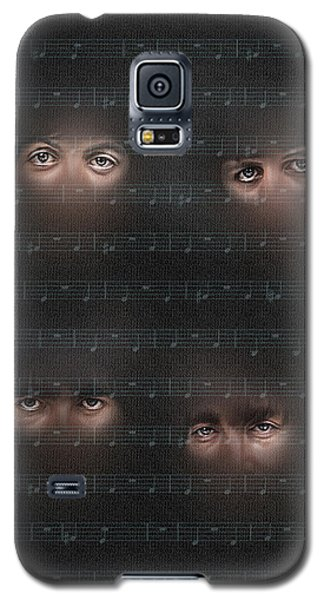 You Won T See Me Galaxy S5 Case by Pedro L Gili