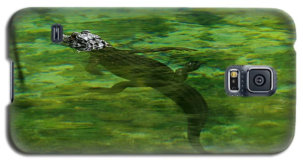 Young Alligator Galaxy S5 Case