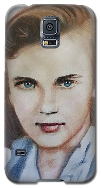 Young Elizabeth  Galaxy S5 Case