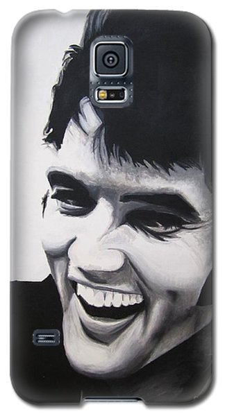 Young Elvis Galaxy S5 Case by Ashley Price