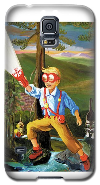 Young Explorer Galaxy S5 Case
