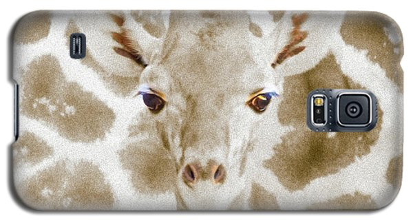 Young Giraffe Galaxy S5 Case