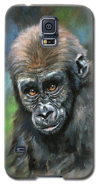 Young Gorilla Galaxy S5 Case