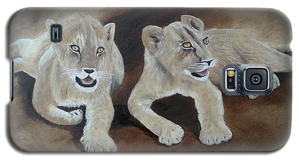 Young Lions Galaxy S5 Case