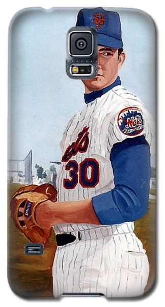 Young Nolan Ryan - With Mets Galaxy S5 Case