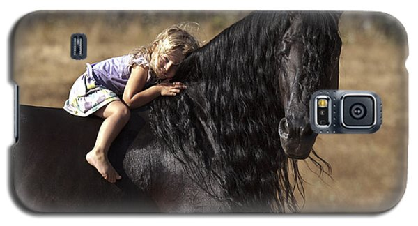 Young Rider Galaxy S5 Case