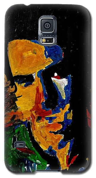 Young Sid Vicious Galaxy S5 Case