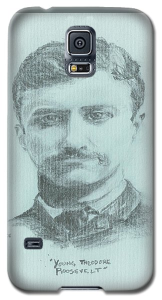 Young Theodore Roosevelt Galaxy S5 Case