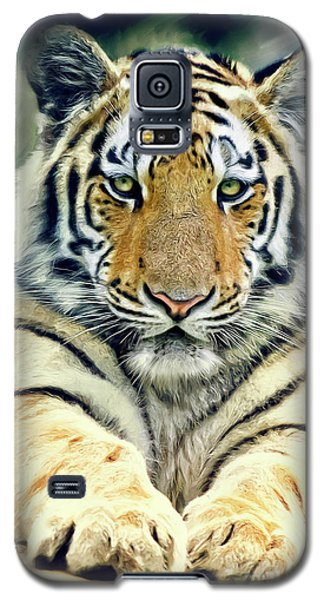 Young Tiger Galaxy S5 Case