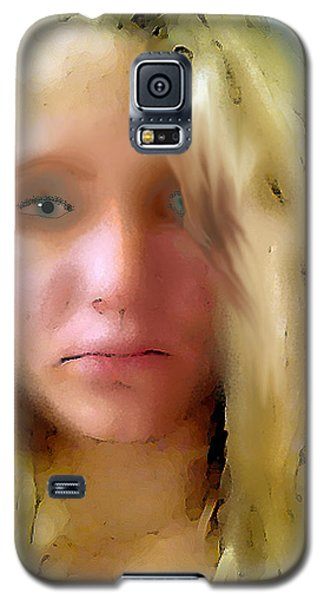 Young Woman Galaxy S5 Case