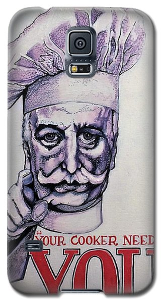 Your Cooker Needs You Galaxy S5 Case