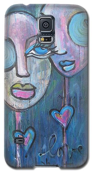 Your Haunted Heart And Me Galaxy S5 Case