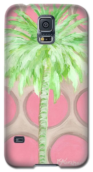 Your Highness Palm Tree Galaxy S5 Case