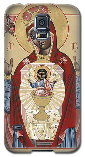 The Black Madonna Your Lap Has Become The Holy Table 060 Galaxy S5 Case