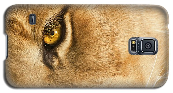Your Lion Eye Galaxy S5 Case