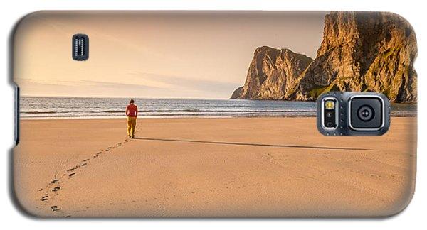 Your Own Beach Galaxy S5 Case