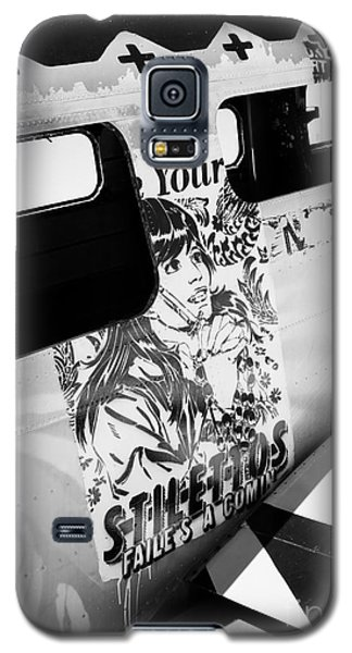Galaxy S5 Case featuring the photograph Your Stilletos by Chris Dutton