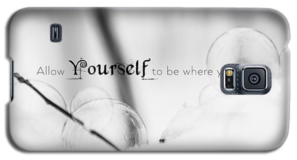 Yourself Galaxy S5 Case