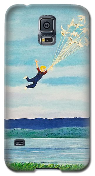 Youth Is Fleeting Galaxy S5 Case