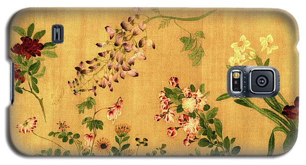 Yuan's Hundred Flowers Galaxy S5 Case