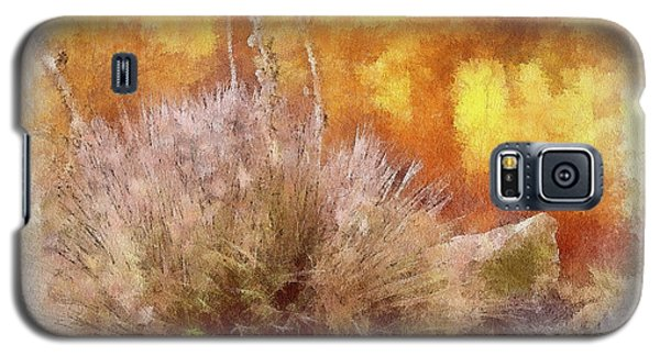 Yucca And Adobe In Aquarelle Galaxy S5 Case