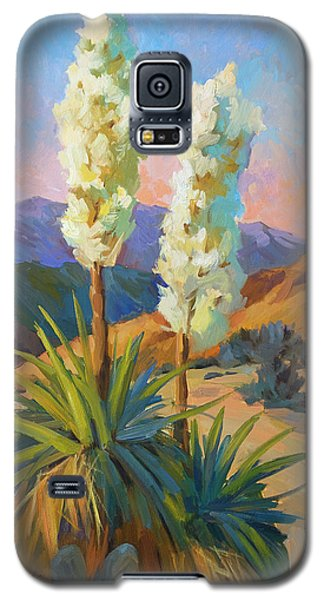 Yuccas Galaxy S5 Case by Diane McClary