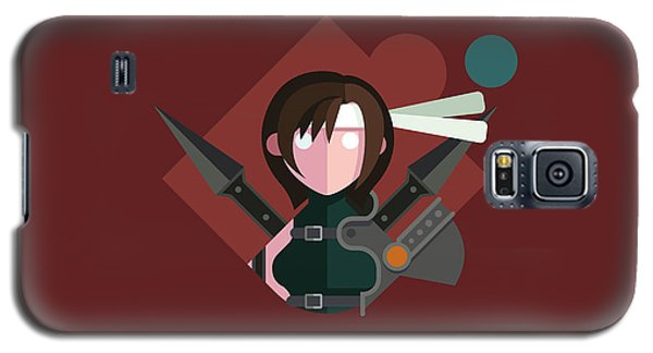 Yuffie Galaxy S5 Case by Michael Myers