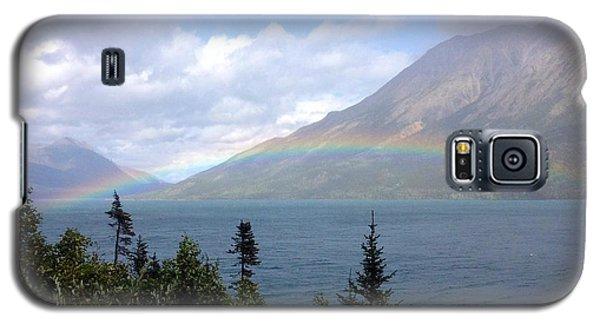 Yukon Rainbow Galaxy S5 Case