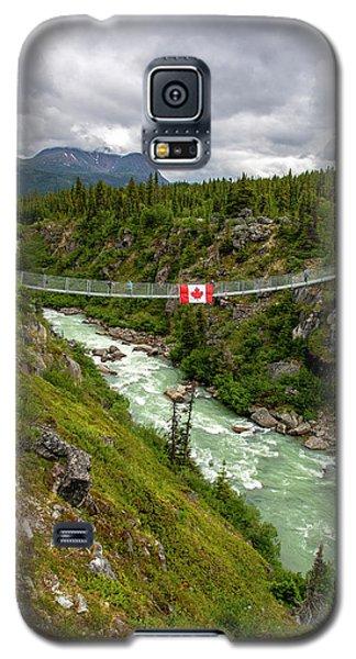Yukon Suspension Bridge Galaxy S5 Case