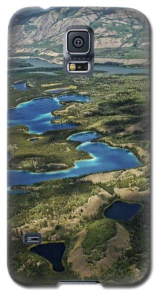 Yukon Territory Canada Galaxy S5 Case