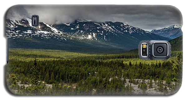 Yukon Wilderness Galaxy S5 Case