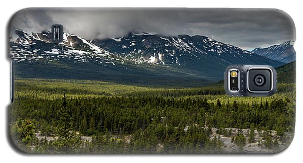 Yukon Wilderness Galaxy S5 Case