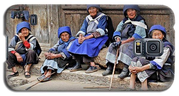 Yunnan Women Galaxy S5 Case