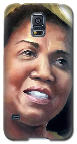 Yvonne Galaxy S5 Case by Diane Daigle