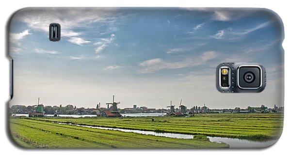 Zaandam Polders Galaxy S5 Case