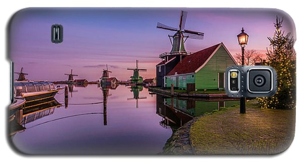 Zaanse Schans Holiday  Galaxy S5 Case