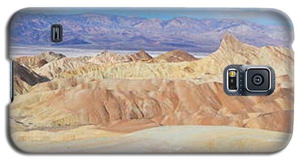 Zabriski Point Panoramic Galaxy S5 Case