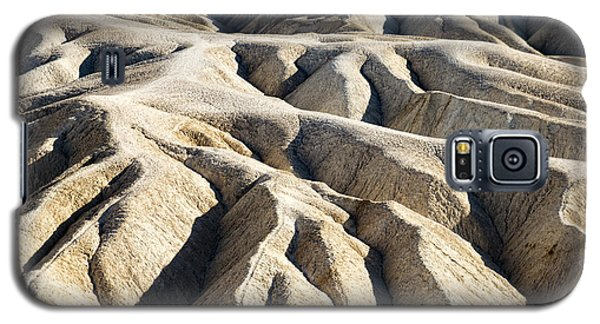 Zabriskie Point Badlands Galaxy S5 Case