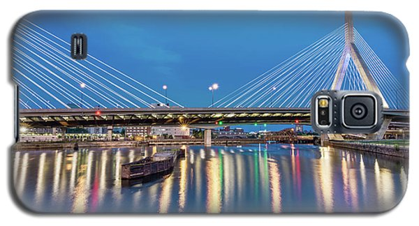 Zakim Bridge And Charles River At Dawn Galaxy S5 Case