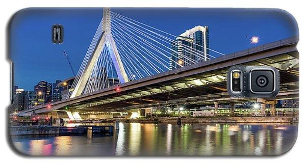 Zakim Bridge And Charles River Galaxy S5 Case