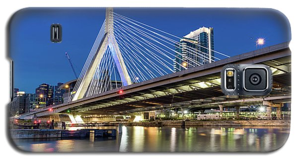 Zakim Bridge And Charles River Galaxy S5 Case