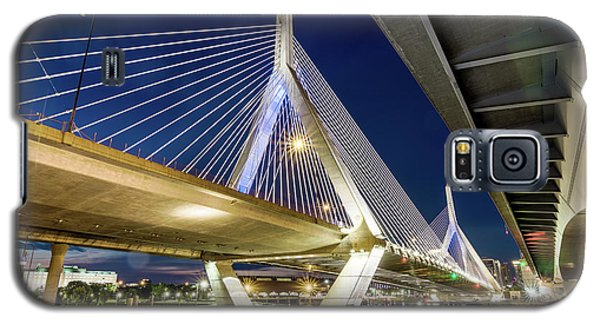Zakim Bridge From Bridge Under Another Bridge Galaxy S5 Case