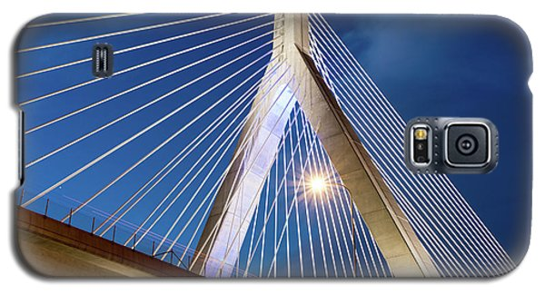 Zakim Bridge Upclose Galaxy S5 Case