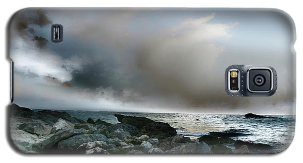 Zamas Beach #2 Galaxy S5 Case