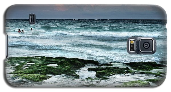 Zamas Beach #7 Galaxy S5 Case