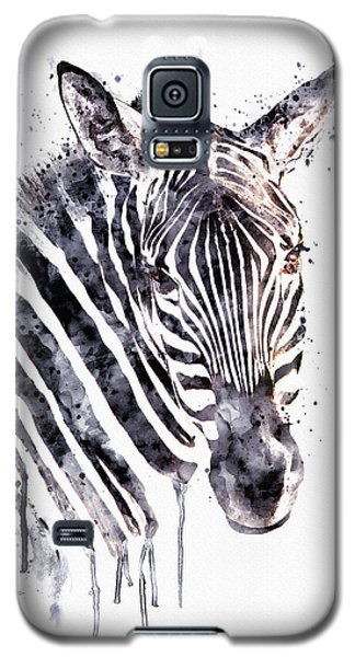 Zebra Head Galaxy S5 Case