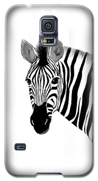 Zack A. Zebra Galaxy S5 Case